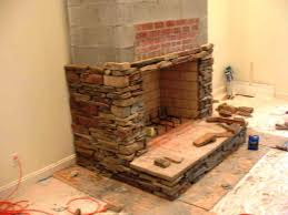 How To Build Fireplace Surround by How To Build A Raised Hearth Fireplace U2014 Home Fireplaces Firepits