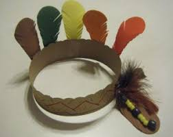 thanksgiving crafts for thanksgiving crafts indian headband