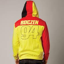 fox motocross baby clothes fox racing ken roczen zip hoody