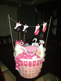 laundry basket baby shower gift baby gifts pinterest laundry