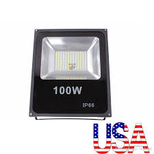 Outdoor Led Flood Lights by 100w Led Floodlights High Brightness Smd 5730 Led Flood Lights