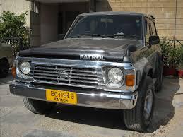 nissan sport 1990 nissan patrol 1990 for sale in karachi pakwheels