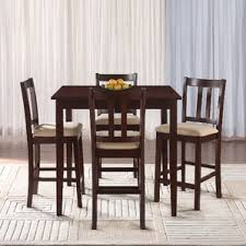 Counter Height Dining Sets Youll Love Wayfair - Counter table kitchen