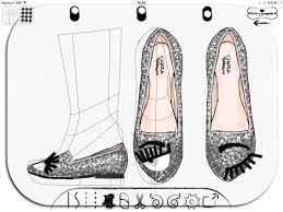 chiara ferragni fashion illustration sketch drawing design app