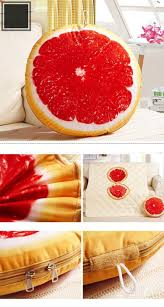 3d fruit cushion blanket pillow cushion decorative quilt home