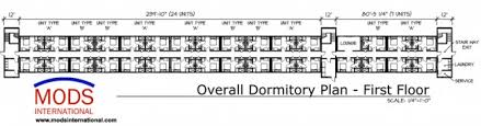 motel floor plans dormitory housing floor plan mods international