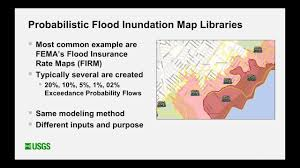 Fema Interactive Flood Map Flood Risk Usgs Flood Inundation Mapping Science Youtube