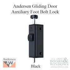 Andersen Frenchwood Gliding Patio Door Andersen Gliding Door Foot Lock Andersen Sliding Glass Door Foot
