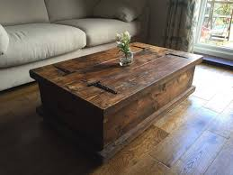 Rustic Square Coffee Table With Storage Large Rustic Coffee Table Uk Coma Frique Studio 888806d1776b