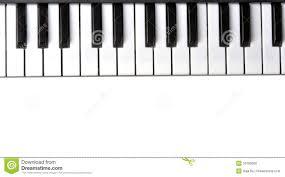 piano keyboard stock photo image 10169360