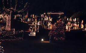 outdoor christmas light displays for christmas lights decoration