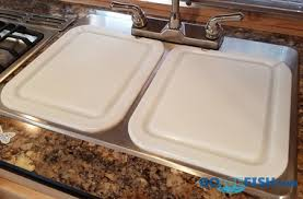 Kitchen Sink Covers Sink Cover S S 2 White Goicefish