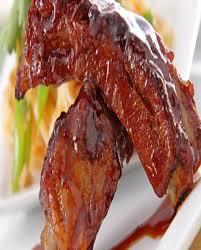 cuisiner travers de porc travers de porc à la plancha pour 4 personnes recettes à table