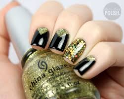 38 amazing nail art design for your christmas new years eve 25