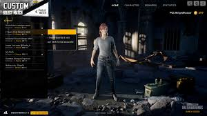 pubg player stats playerunknown s battlegrounds create and join custom match