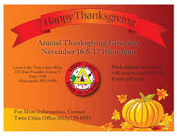 Cub Foods Hours Thanksgiving Updated Leech Lake Cities Office Annual Thanksgiving Giveaway