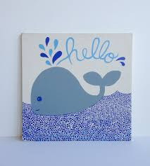 Bathroom Art Decor by Whale Nursery Art Nautical Nursery Decor Kids Bathroom Art