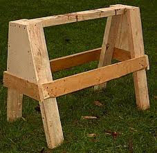 39 free sawhorse plans in the hunt for the ultimate sawhorse