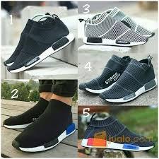 Sepatu Adidas Slip On sepatu adidas nmd slip on cowok cowo slop casual runner