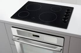 Wall Oven Under Cooktop 30 Frigidaire Gallery Induction Cooktop Fgic3067mb