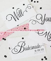 creative bridesmaid invitations 14 ways to pop the question will you be my bridesmaid best