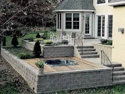 Patio Retaining Wall Pictures Remarkable Decoration Cement Retaining Wall Sweet How To Pour