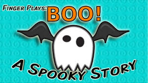 a spooky u0026 fun story halloween finger play for children youtube