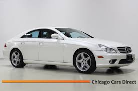 chicago cars direct presents a 2008 mercedes benz cls550 cls class
