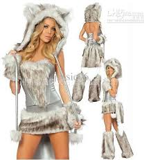 Wolf Halloween Costume Girls Wholesale Cheap Party Dresses Costumes