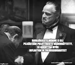 Godfather Meme Generator - ideal godfather meme generator rahan ymp磴rill磴 py禧riv磴t kaikki