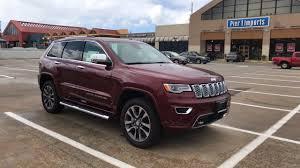 overland jeep new 2017 jeep grand cherokee overland sport utility in pearl city
