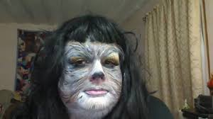 happy halloween what am i ewok drag queen owl cat i dunno