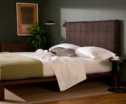 Storage Platform Bed Frame Chocolate by Solide Platform Bed Dark Chocolate Headboard Charles P Rogers