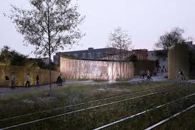 kengo kuma wins competition to design the h c andersen s house of