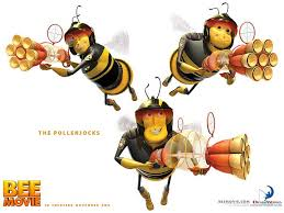 2007 bee movie wallpaper 13 wallcoo net