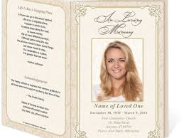 free funeral program templates download button to funeral program