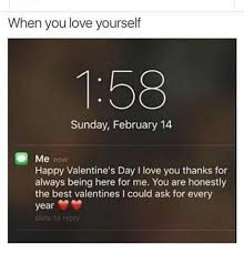 I Love L Meme - when you love yourself sunday february 14 me happy valentine s day