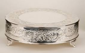 silver wedding cake stand cheerful silver wedding cake stand b70 on pictures collection m66