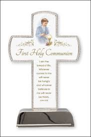 catholic gifts and more communion cross for a boy religious communion gifts