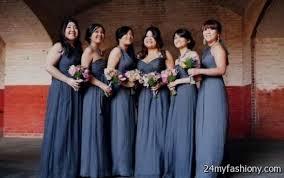 blue gray bridesmaid dresses blue gray bridesmaid dresses fashion dresses