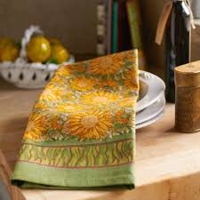 yellow kitchen canisters classic sunflower kitchen decor yellow green sunflower tea towel