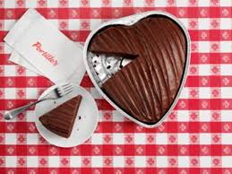 heart shaped chocolate portillo s offers heart shaped chocolate cake for s day