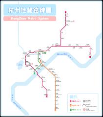 Shenzhen Metro Map Urban Rail Transit In China