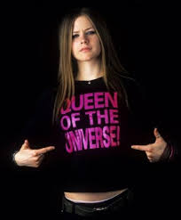 avril lavigne 414 wallpapers avril lavigne queen of the universe3 by laah laah on deviantart