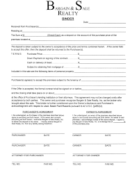 Power Of Attorney Form New York State by New York Real Estate Law The First Step Shoud You Sign A Binder