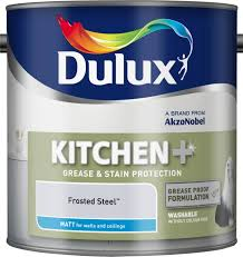 Dulux Kitchen Matt Colours L - Best type of paint for bathroom 2