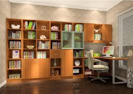studying room design bookcase 3d house