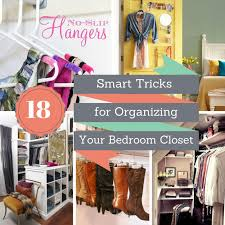 Organizing Bedroom Closet - 18 smart tricks for organizing your bedroom closet women