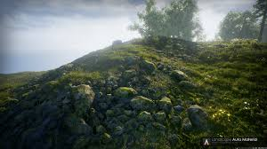 landscape fabric alternatives landscape auto material by vea games in environments ue4 marketplace