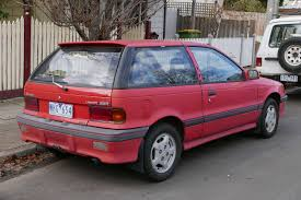 subaru hatchback 1990 1990 mitsubishi galant 6 generation hatchback images specs and